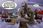TLIID202. When Rocket met Groot, 1 by AxelMedellin