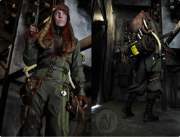 Steampunk Adventurer Costume #2 by Nymla