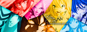 Fairy Tail by ShinigamiDesign
