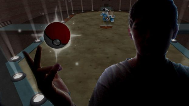 PKMN Trainer Tom would like to battle! by rootsauce