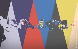 Pokemon Spectrum - Rock
