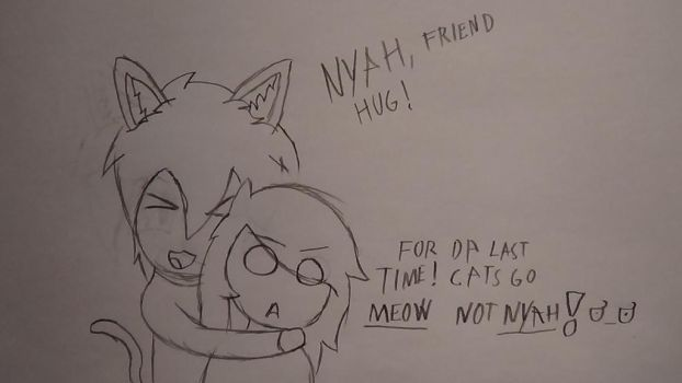 .:The hug attack continues...:. by RoyRockClaws