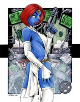 UXBabes 2 - Mystique by gb2k