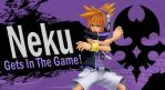 Neku SSB4 Request by Elemental-Aura