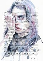 I Could But I Can't on sheet music by agnes-cecile