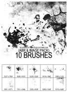 FAUXISM.org - Brushset 004 by fauxism-org
