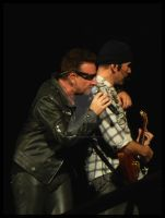 Bono and The Edge 2 by Joy-of-markers