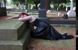 Cemetery Stock 48 by Elandria