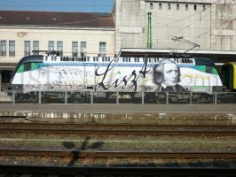 Franz Liszt locomotive by glanthor-reviol