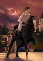 Under the Eclipse Grand Prix by SilvesterVitale