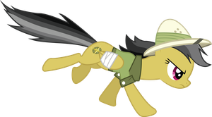 Daring Do by craftybrony