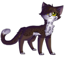 Leafpool (redraw) by HoIIyTheCat