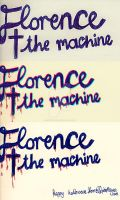 florence and the machine by SophieMayra