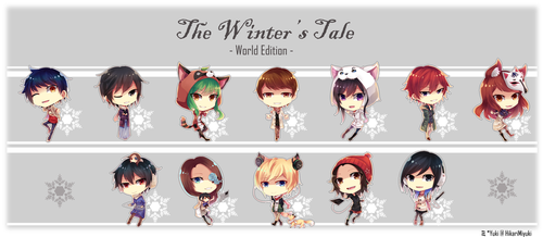 [CHORUS] The Winter's Tale -World Edition- by HikariMiyuki