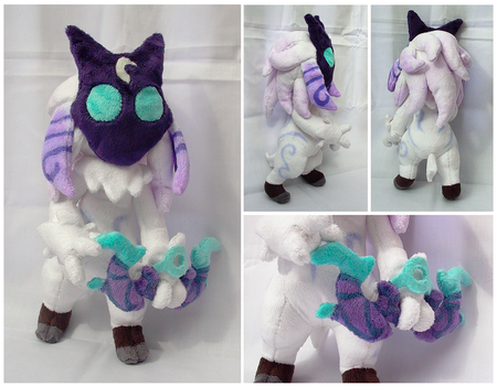 League of Legends Lamb plush by sakuyii