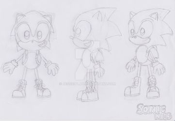 Bady Sonic by Jess23play