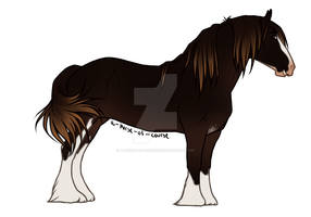 GBS   Clyde by a-horse-of-course