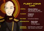 The Fleet of Apocalypse - Fleet Voina (1/4) by the-silentassassinAP
