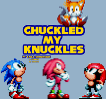 Chuckled My Knuckles - Ask, Dare, Ect by ThomasandSonicYT