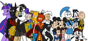 To Infitiy and Beyond by BillyBones0704