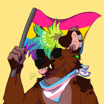 pride month yall by Lalaloraa