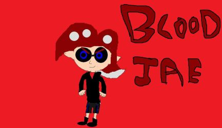 Blood Jae, The Coolest Blood Clone by SeantheInkling