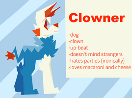 : clowner ref : by CUB-ISMO