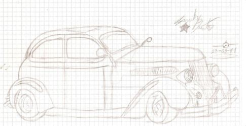 Car Boceto by IITheDarkness94II
