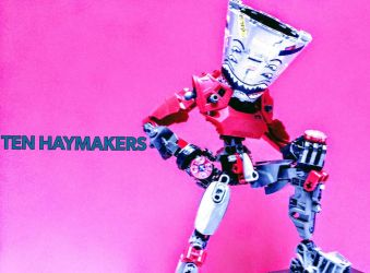 TEN HAYMAKERS by DawnofNSSD