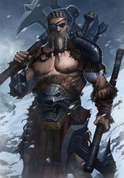 -- Barbarian -- by yvanquinet