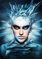 Snow Queen by m4gik