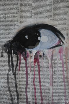 Eye #1 by bekahwithers
