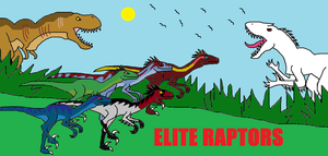 Elite Raptors by Syfyman2XXX
