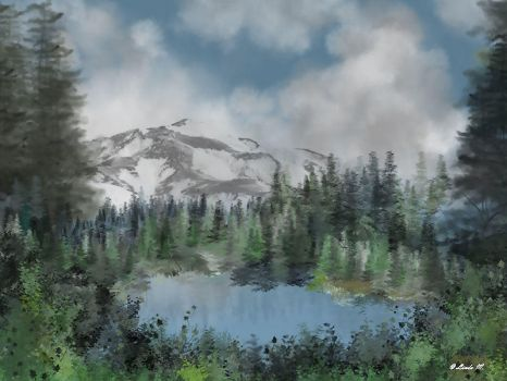 Art Bobross 001 by likeisow