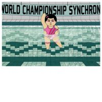 Synchronized Swimming by i-am-enrooted