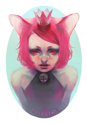 bad kitty by Chaotic-Muffin