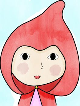 Little Red Riding Hood by kalmaster