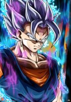 Vegetto UI Mastered by Maniaxoi