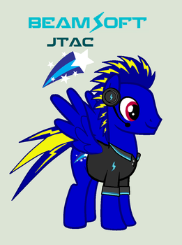 JTAC working for Beamsoft by Bluemansonic