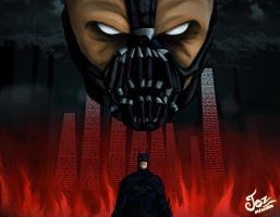 When Gotham is ashes you have my permission to die by ZeitExmind