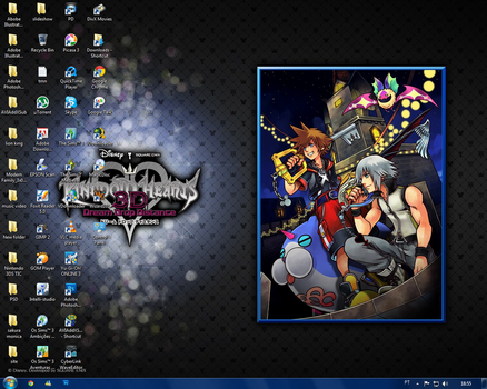 Screenshot desktop KH3D wall official by worldstraveller