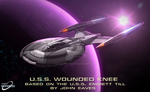 U.S.S. Wounded Knee (Variant of John Eaves design) by calamitySi