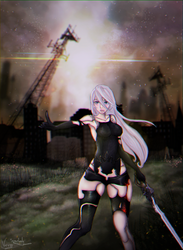 A2 (Collab) by veronager