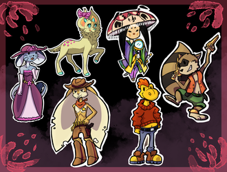 Leftover adopts [5/6 Open] by Lycienne