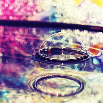 water bubble. by magnesina