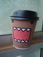 DOMO CUPS by Puzzypunk