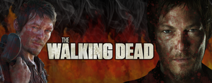 Daryl Dixon FaceBook Cover Photo by DeepXC