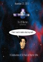 The 23 Doctors by Gorpo