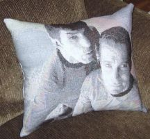 Star Trek Pillow by coincollect408