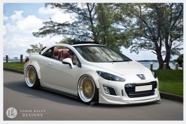Peugeot 308c by TKtuning